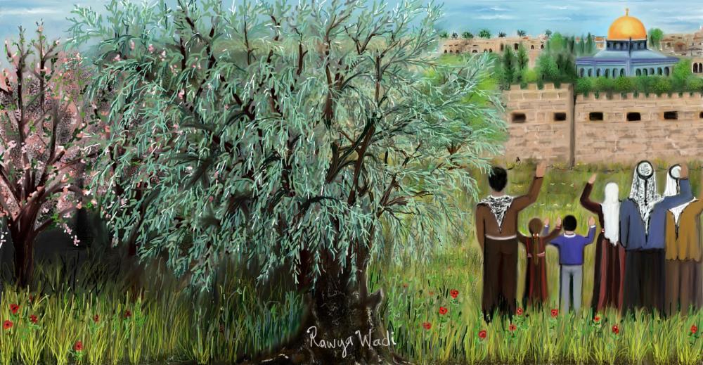 القدس مدينة السلام1